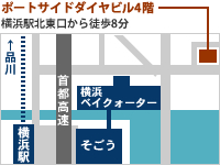 IPWINまでの地図